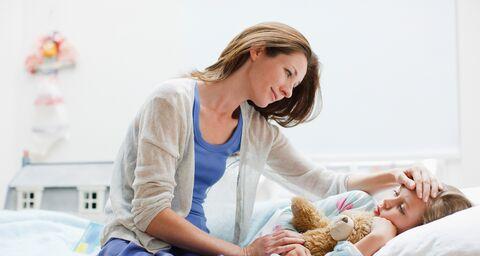 Chi si occupa del figlio ammalato?
