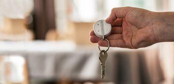 Télécommande sur votre porte-clefs